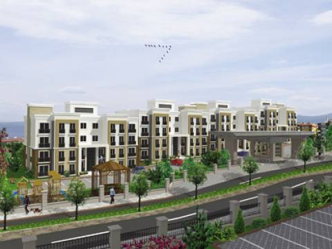 Kiptaş Hadımköy 3. Etap inşaatı Kasım'da başlayacak!