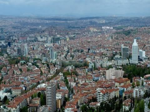 Ankara'da 64.5 milyon TL'ye 15 arsa satılıyor!