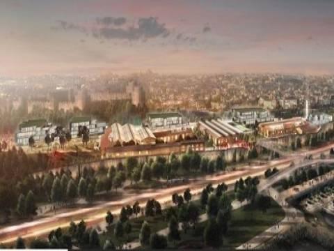 Ege Yapı'nın Yedikule projesinin adı Cer İstanbul oldu!