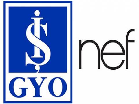 İş GYO ile NEF Zeytinburnu'ndaki arsaya 320 milyon TL ödeyerek tapu işlemlerini tamamladı!