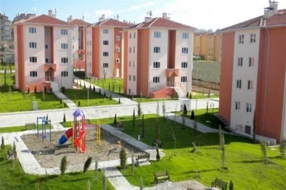 TOKİ'den Kars'a 366 konut!