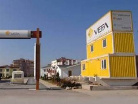 Vefa Holding yapı malzemeleri sektörüne girdi!