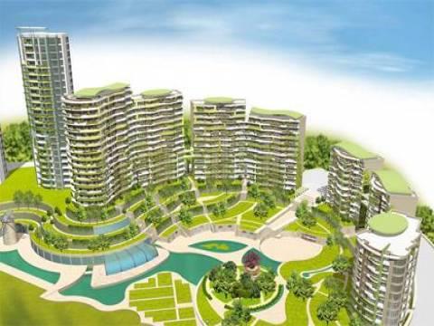 Sinpaş GYO Bosphorus Doğa projesi için düğmeye bastı!