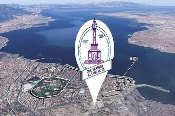 Teknik Yapı-Halk GYO Alsancak projesinin ismi belli oldu: Evora İzmir!