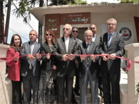 Cam Sanat Merkezi Polonezköy'de hizmete açıldı!
