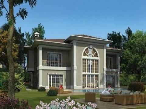 Batı Mahal sağlam temeli ile güvenilir villa yaşamı sunuyor!
