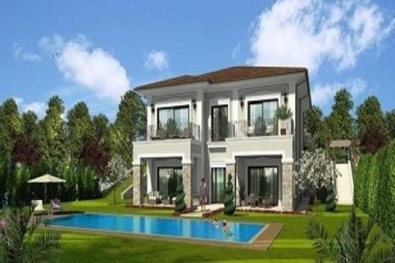 Pelican Hill Evleri'nde icradan satılık villa! 8 milyon TL'ye!