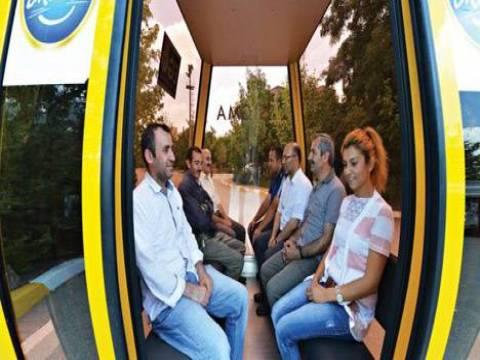 Ankara Şentepe Yenimahalle teleferiği Mart ayında açılacak!