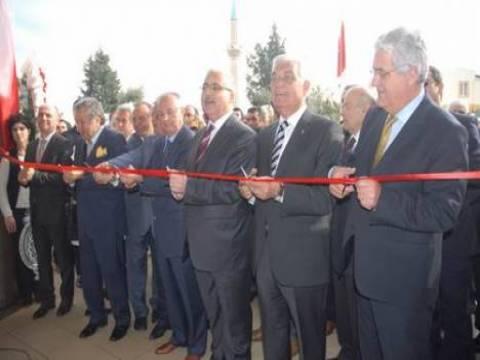 Marmaris Armutalan'daki kültür ve kongre merkezi açıldı!