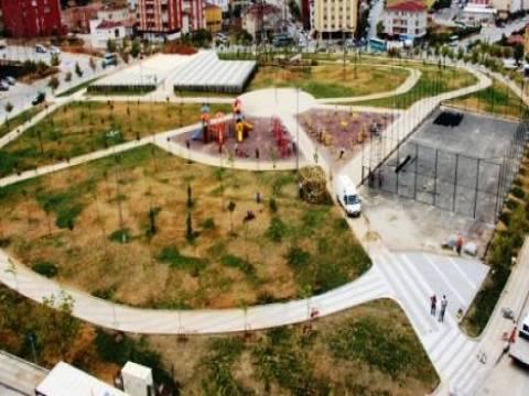 Prof. Dr. Necmettin Erbakan Parkı açılıyor!