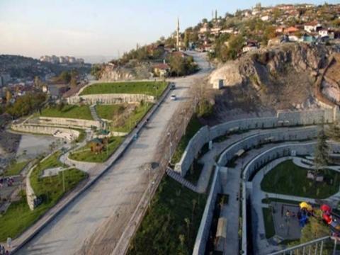 Doğa-Kent bölgesi Ankara'nın doğu aksı üzerinde gelişen yüzü olacak!