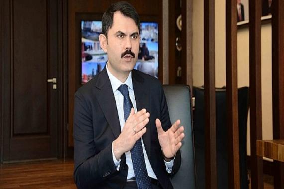 Çevre ve Şehircilik Bakanı Murat Kurum oldu!