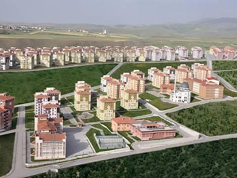 TOKİ Ankara Sincan 217 konut kura yeri ve saati!