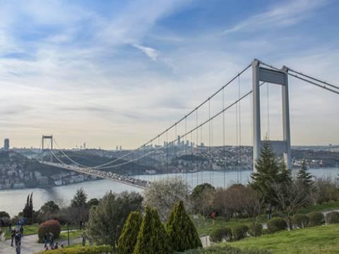 İstanbul Avrupa'nın 4 mega şehrinden biri oldu!