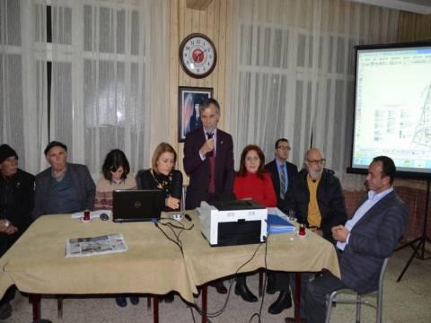 Silivri'de imar planı bilgilendirme toplantısı yapıldı!