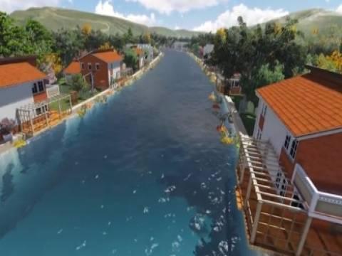 Vadi Ankara projesinin görselleri ve detayları!