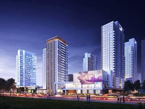 Nurol Park Güneşli'de mahalle konseptiyle yükseliyor!