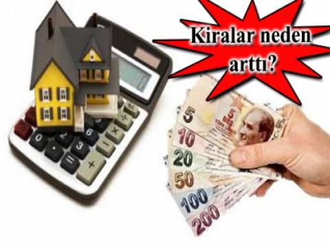 Türkiye'de yılda 5,5 milyon ev kiralanıyor!