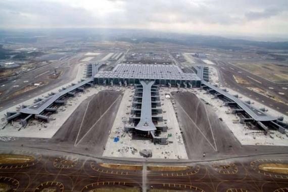 İstanbul Yeni Havalimanı açılışı yapılıyor!