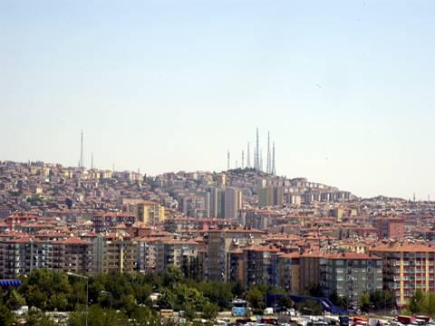 Ankara Yenimahalle'de satılık 2 arsa! 7.8 milyon TL'ye!