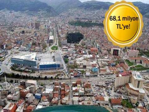 Bursa Osmangazi'de satılık 4 arsa!