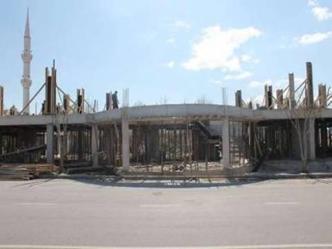 Karaman Gençlik Merkezi inşaatı hızla yükseliyor!