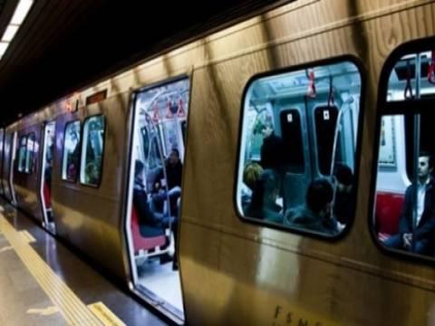 Seyrantepe metro hattı derbi günü kapalı olacak!