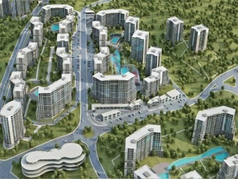 Evora İstanbul satılık daire!