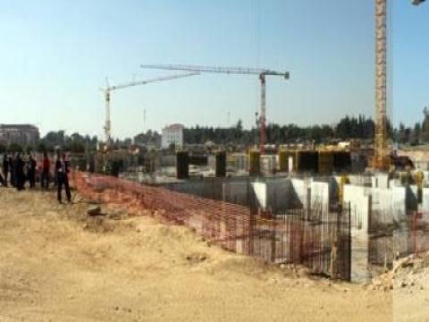 Adana'ya Bölge Adliye Mahkemesi inşa ediliyor!