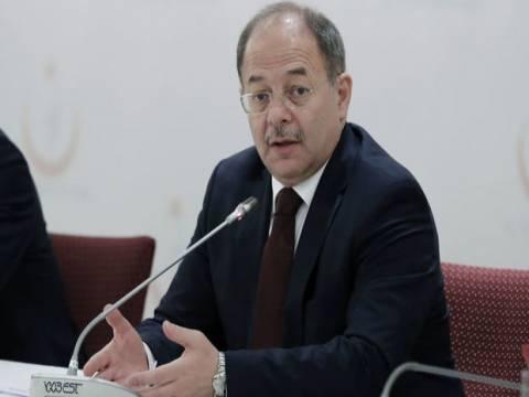 Recep Akdağ: Hastane odalarına yeni düzenleme yapılacak!
