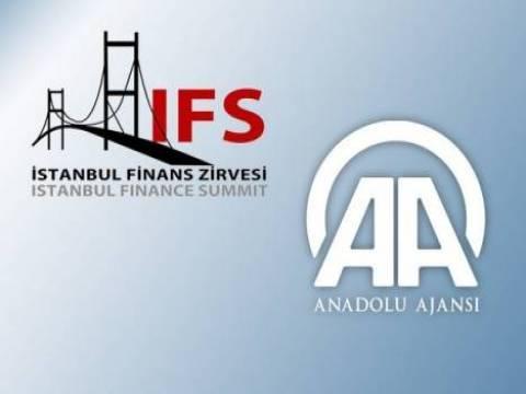 5. İstanbul Finans Zirvesi yarın İstanbul'da başlıyor!