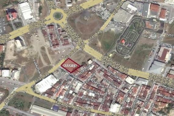 Mahmutbey'de satılık iş merkezi imarlı arsa! 10.1 milyon TL'ye!