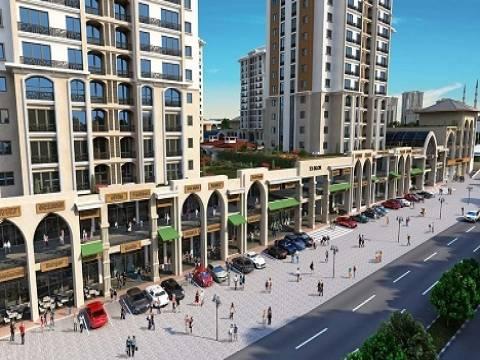 Kent Meydan Dükkanları Başakşehir başvuru 2015!