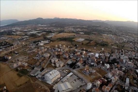 Menderes Belediyesi'nden satılık tarla! 3.2 milyon TL'ye!