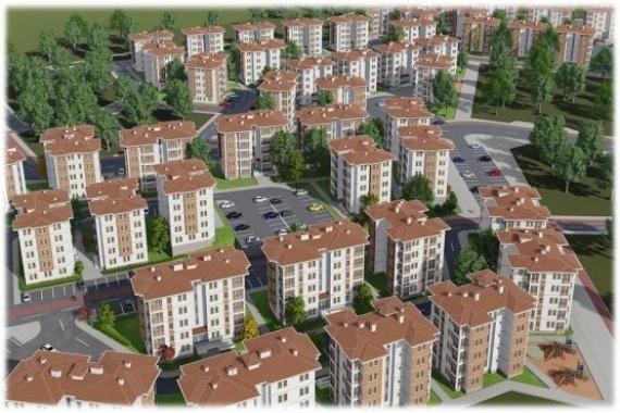 TOKİ Sinop Dikmen alt gelir grubu başvuruları başladı!