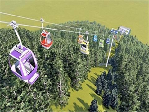 İzmir teleferiği yarın hizmet vermeye başlayacak!