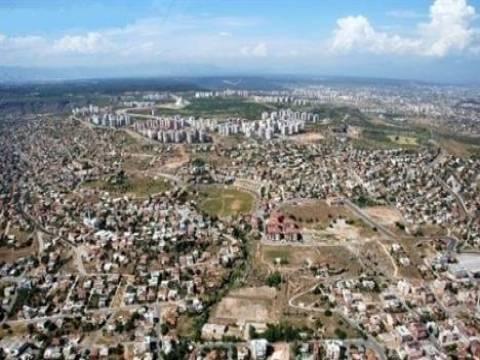 Antalya Varsak'ta imar planı kabul edildi!