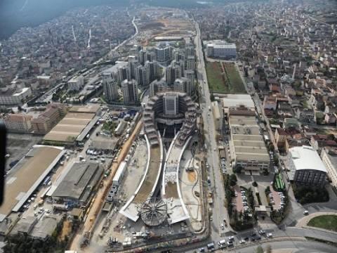 Metro hattıyla birlikte Sancaktepe'de konut fiyatları katlanacak!