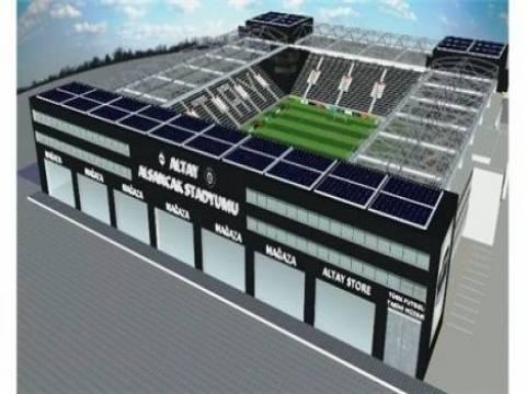 Yeni Alsancak Stadı'nın projesinde düzenleme yapılacak!