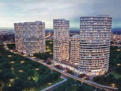 Fikirtepe Concord İstanbul projesi görücüye çıktı!
