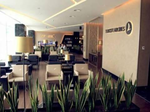 Turkish Airlines Lounge İzmir yenilendi!