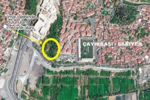 Sarıyer'deki Ermeni mezarlığı imara açılmayacak!