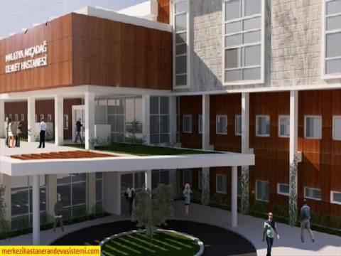 Akçadağ Devlet Hastanesi yeni binası hizmete girdi!