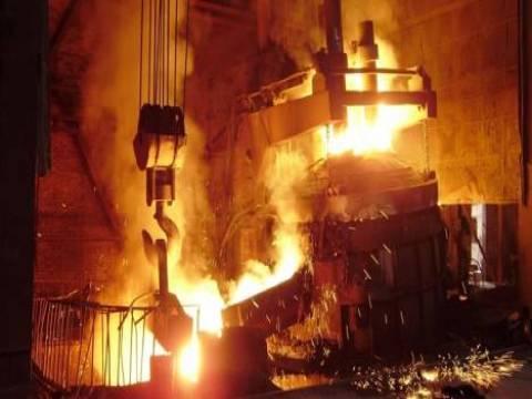 Demir-çelik sektöründe ihracat yüzde 8 azaldı!