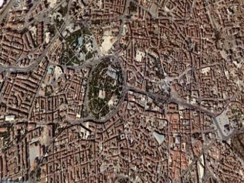 Konya'ya 3 boyutlu şehir modeli geliyor!