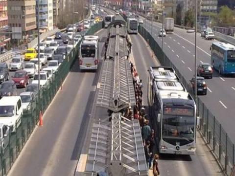 Samsun Metrobüs projesi 2015 yılında tamamlanacak!