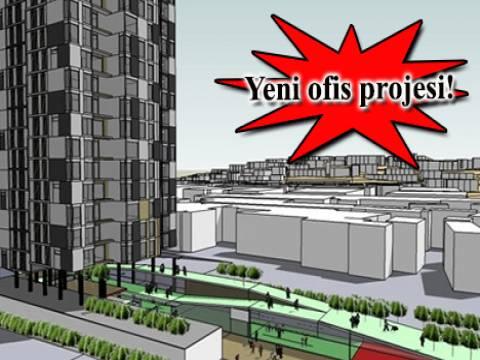 Kağıthane İş Merkezi! Yeni ofis projesi!