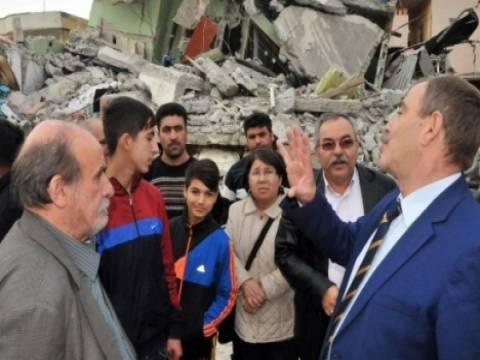 Mersin'e acil kentsel dönüşüm!