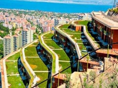 Asma Bahçeler Projesi'nin satışları yüzde 95 oranında tamamlandı!