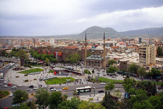 Kayseri Büyükşehir'den 7 milyon TL'ye satılık arsa!